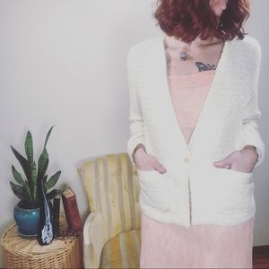 Vintage Catalina Winter White Blazer